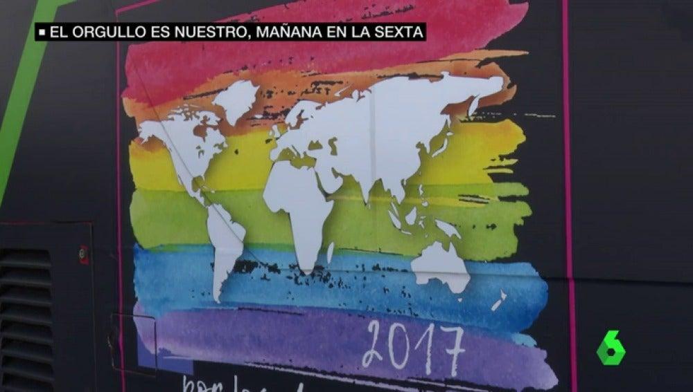 'El Orgullo es nuestro': laSexta se vuelca con el World Pride 2017 con carroza propia y programación especial