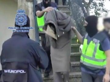 El detenido en Málaga el viernes podría ser un yihadista peligroso
