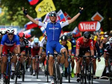 Marcel Kittel gana una etapa del Tour