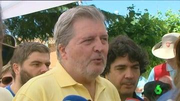 """Méndez de Vigo, sobre el techo de gasto: """"El Gobierno hará todo lo posible para aprobarlo"""""""
