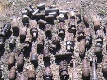 Portugal alerta a Europa del robo masivo de armas de un arsenal militar