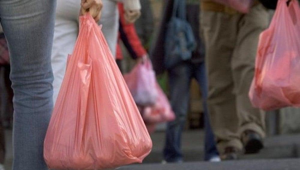 Bolsas de plástico ligeras o de un solo uso