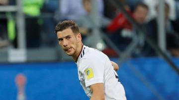 El jugador alemán, Leon Goretzka.