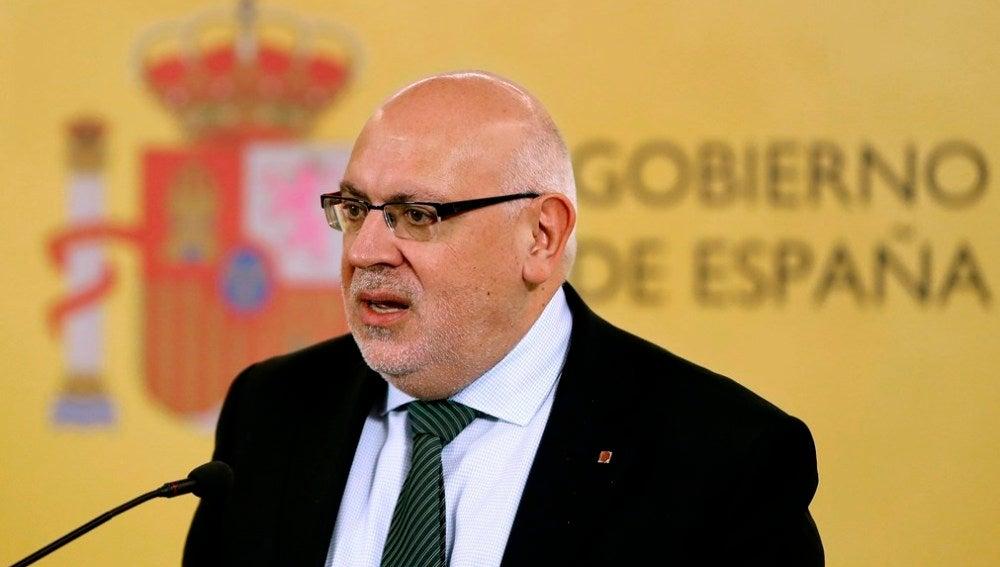 Jordi Baiget, conseller de Empresa del Govern