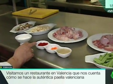 paellla valenciana