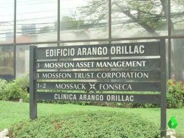 Despacho de abogados de Mossack Fonseca