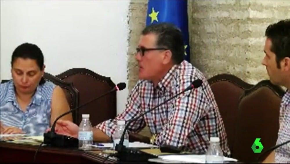 Polémicas declaraciones de un concejal socialista de La Rambla, Córdoba