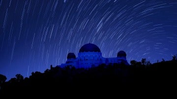 Estrellas desde el Griffith Observatory