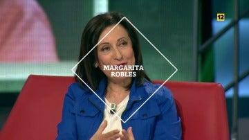 Margarita Robles visita este sábado laSexta Noche