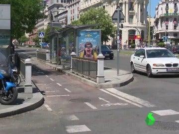 atropello calle Alcalá