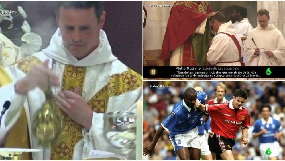 Philip Mulryne, de futbolista profesional a sacerdote
