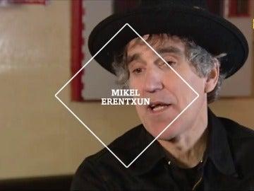 Mikel Erentxun presenta su último trabajo este sábado en laSexta Noche