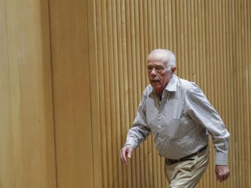 El extesorero del PP Rosendo Naseiro