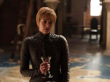 Cersei Lannister en el estreno de la séptima temporada de 'Juego de Tronos'