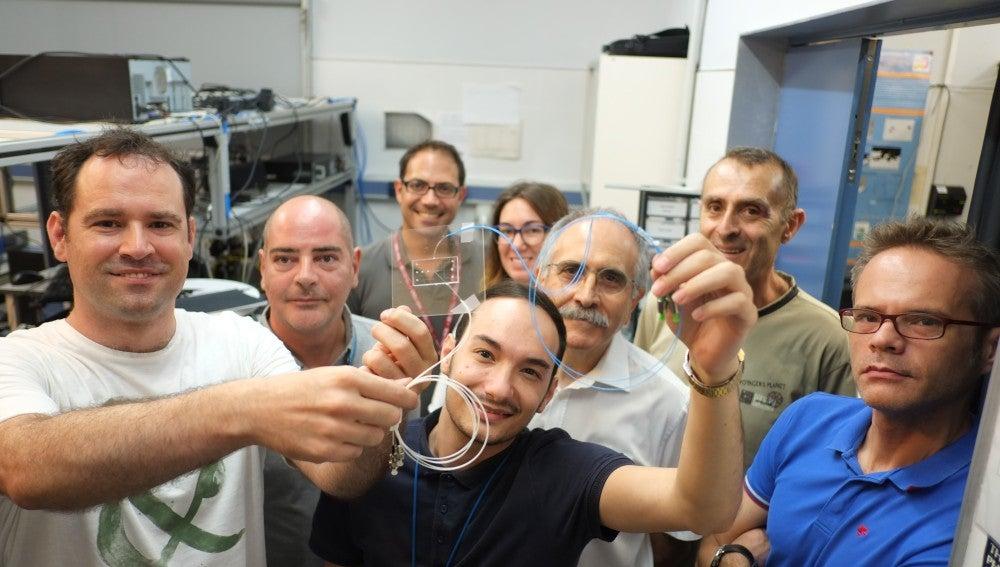 Nuevo dispositivo para detectar celulas tumorales en la sangre