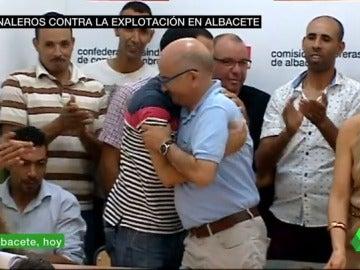 Jornaleros de Albacete