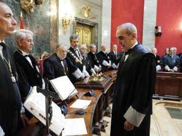 El nuevo fiscal jefe Anticorrupción, Alejandro Luzón