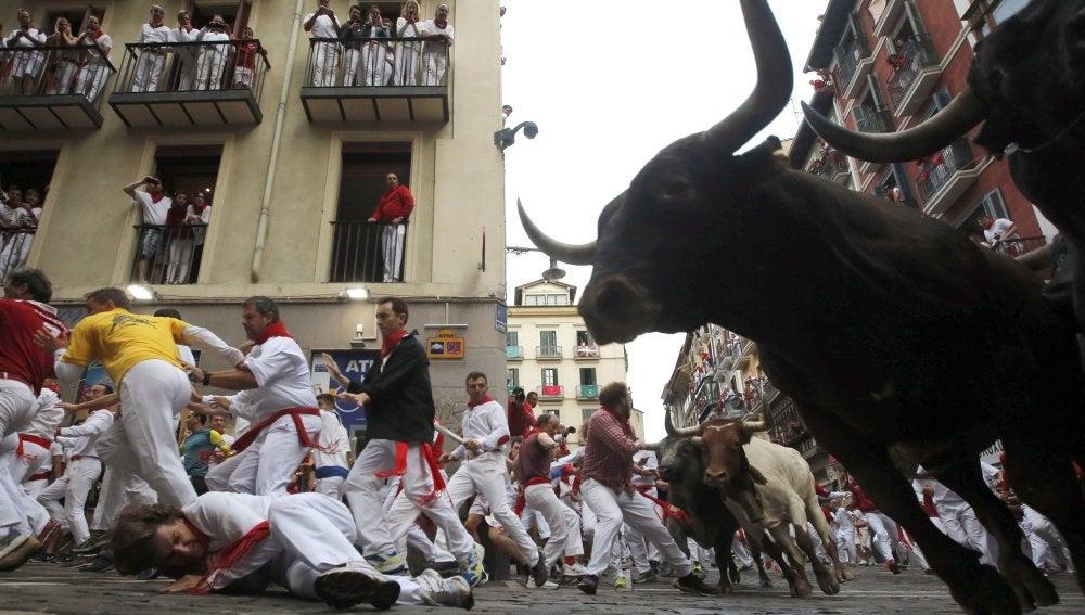 Octavo encierro | San Fermín 2017