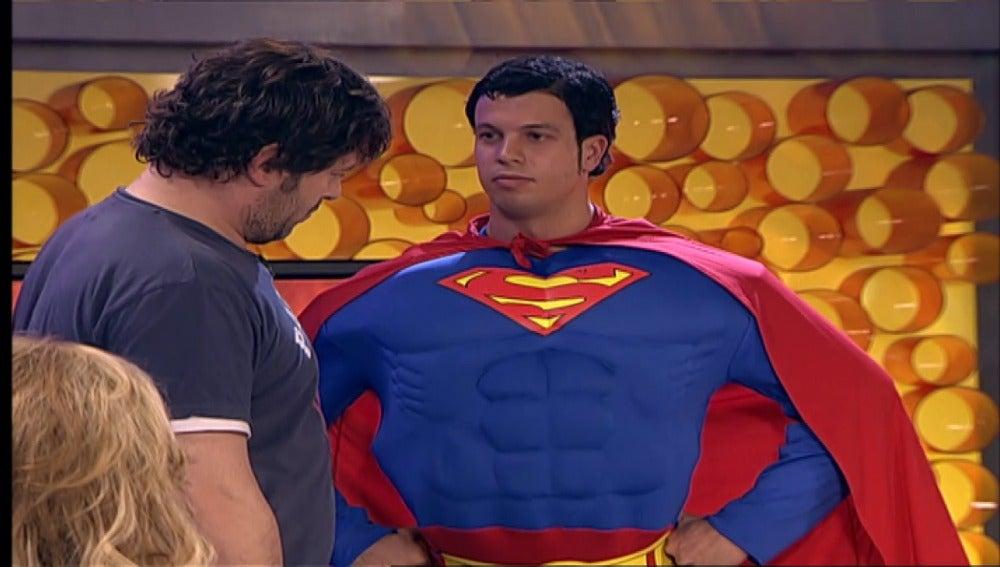 'Superman' en Sé lo que hicisteis