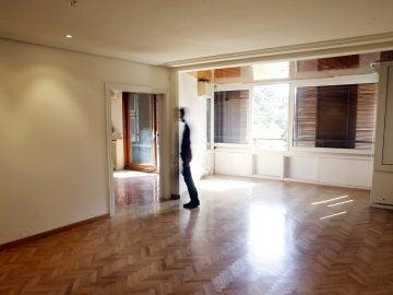 La vivienda valenciana donde vivió Rita Barberá