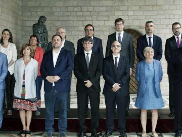 El Govern de Cataluña