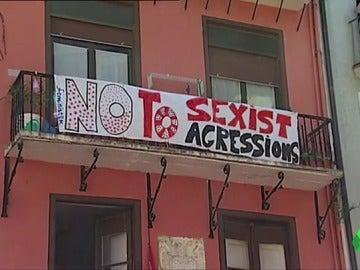 14 agresiones sexistas y 11 detenidos... El Ayuntamiento de Pamplona hace balance del último San Fermín