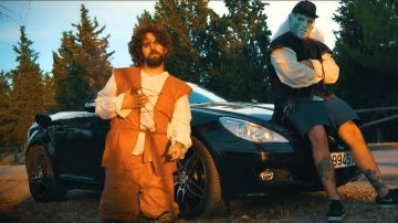 Una imagen del vídeo parodia de 'Despacito' y 'Juego de Tronos'
