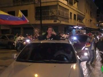 La oposición venezolana convoca una jornada de huelga general contra el gobierno de Maduro