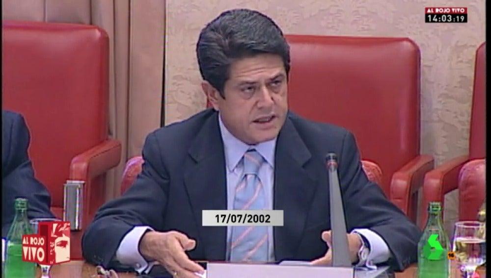 """Así justificaba Federico Trillo la toma del islote Perejil: """"Violaban la convivencia con un país vecino"""""""