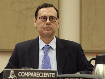 Jaime Caruana, exgobernador del Banco de España