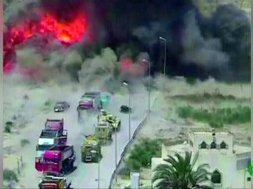 7 civiles muertos en una explosión de un coche bomba en el Sinaí egipcio