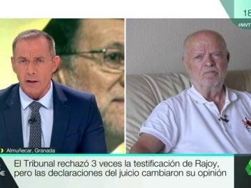 """Martín Pallín, sobre la declaración de Rajoy: """"Se ha sobreactuado. Lo más sensato hubiera sido hacer las cosas con normalidad"""""""