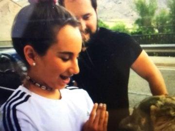 La joven desapareció cuando visitaba con sus padres el Parrizal de Beceite