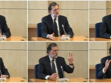 Declaración de Rajoy ante el juez