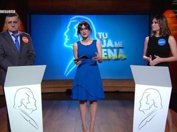 'Tu caja me suena', el juego de Ana Morgade sobre Luis Bárcenas en El Intermedio