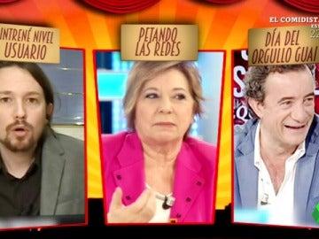 Candidatos a los Premios Zapeando