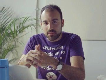 Aitor Sánchez en El Comidista TV