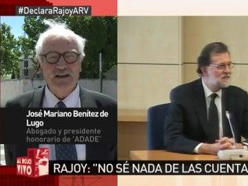 Benítez de Lugo, en ARV