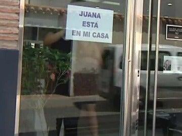 #JuanaEstáEnMiCasa, la iniciativa en apoyo a Juana Rivas