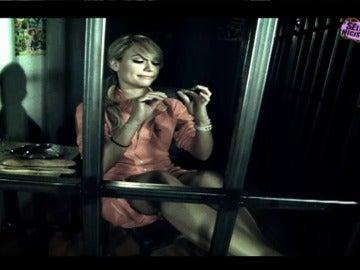 Patricia Conde en la cárcel