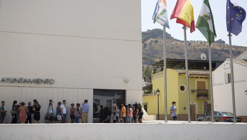 El pueblo de Pizarra, en Málaga