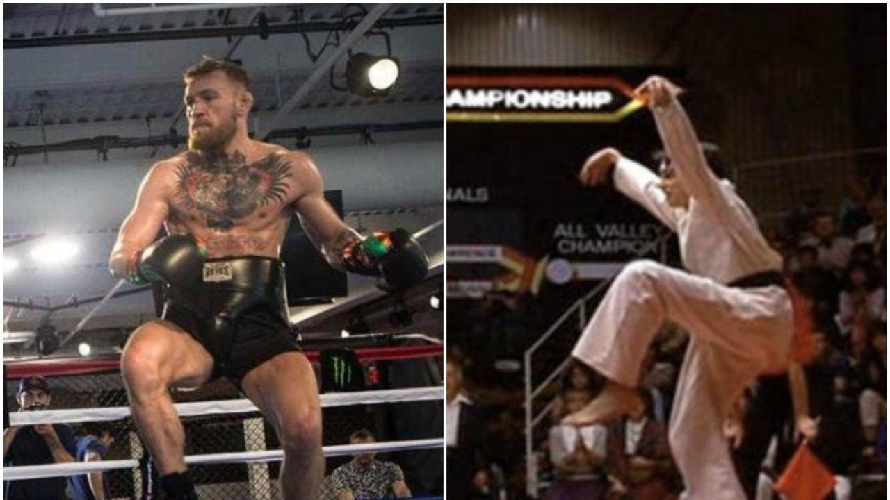 McGregor y su postura secreta para frenar a Mayweather