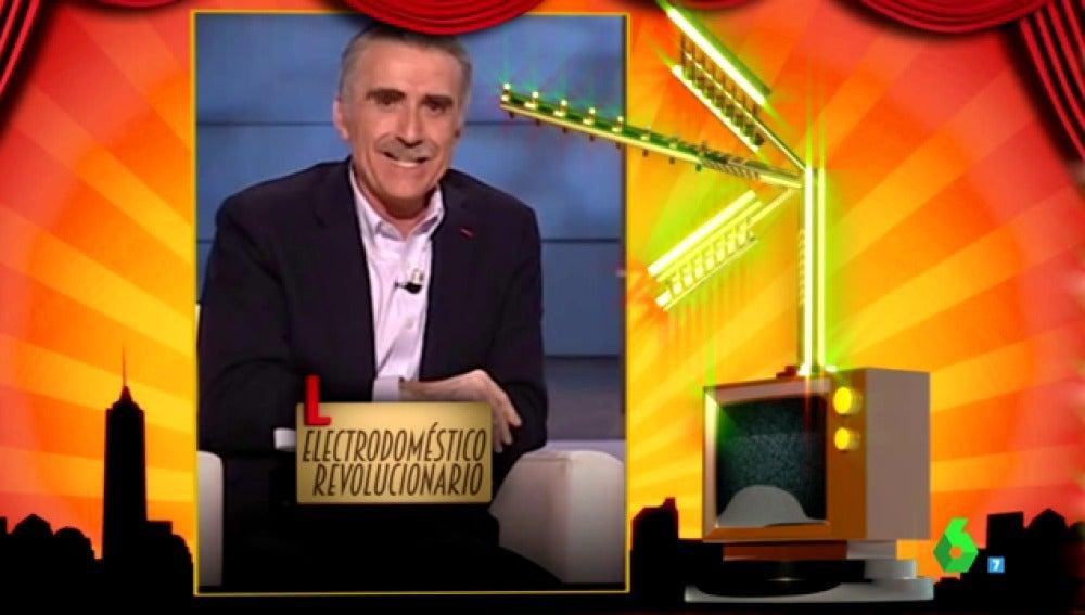 Juan y Medio ganador de los Premios Zapeando