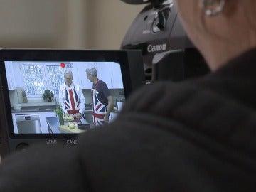 El Comidista TV tras las cámaras
