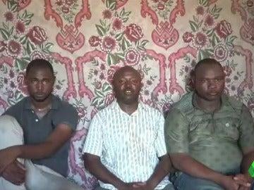 Los tres trabajadores de una petrolera secuestrados por Boko Haram