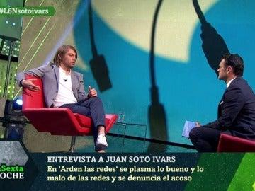 Juan Soto Ivars, periodista y escritor
