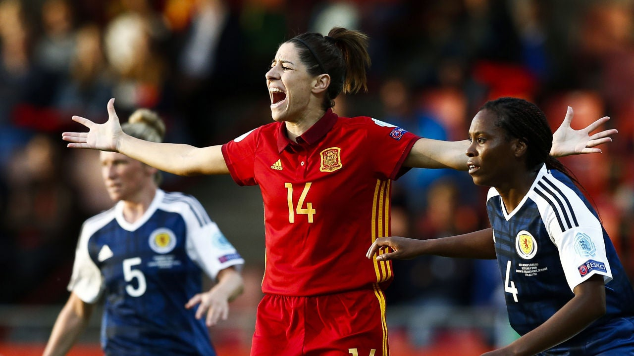 España durante la Eurocopa 2017