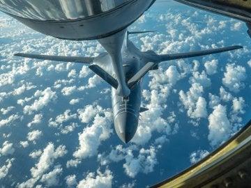 EEUU vuelve a responder a Corea del Norte desplegando bombarderos B-1B