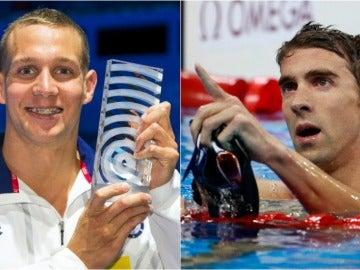 Dressel iguala el récord de Phelps en medallas en un mismo Mundial