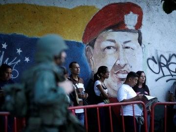 Los venezolanos acuden a votar la Asamblea Nacional Constituyente